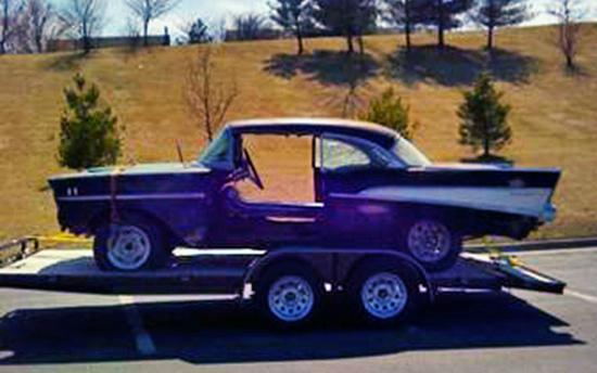 Chevy Hoarder Bel Air
