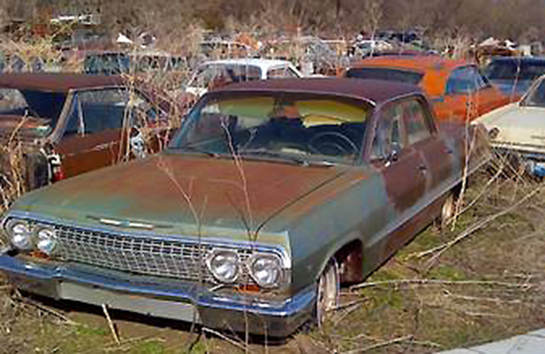 Chevy Hoarder