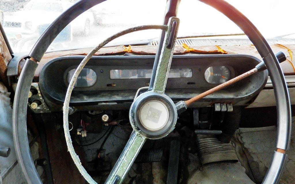 Identity Crisis 1963 Toyota Crown Deluxe