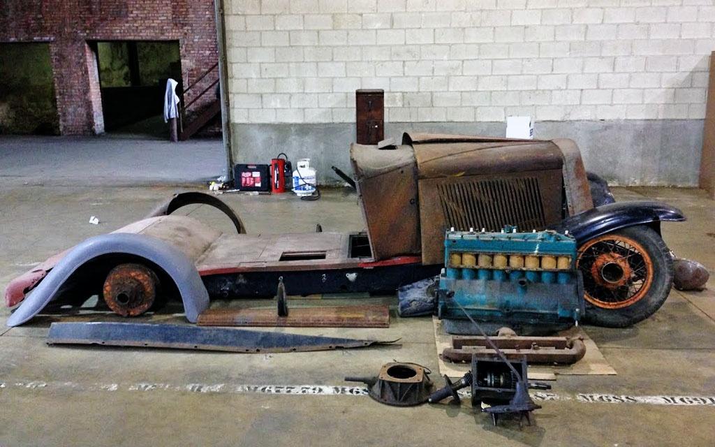 Lots Of Potential 1932 Auburn Speedster
