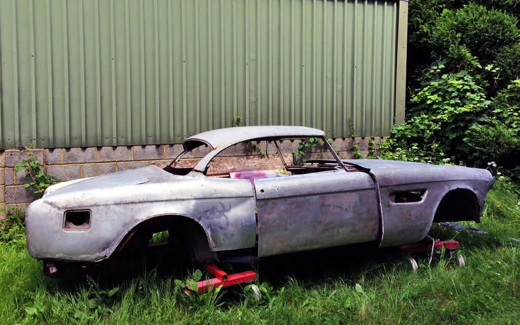 1955 BMW 503 Project