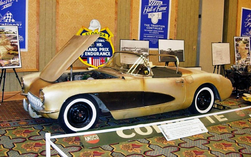 1957 Corvette Fuelie Race Car