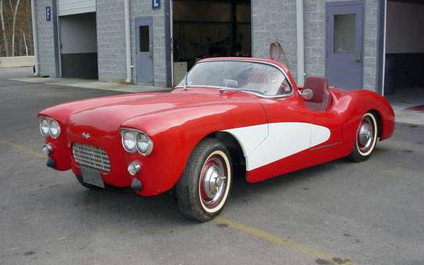 1959 Corvette Clone