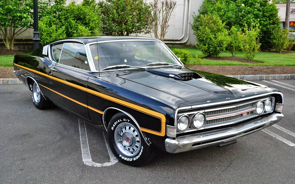 Super Cars For Sale >> Muscle or Super?: 1969 Ford Torino GT R-Code
