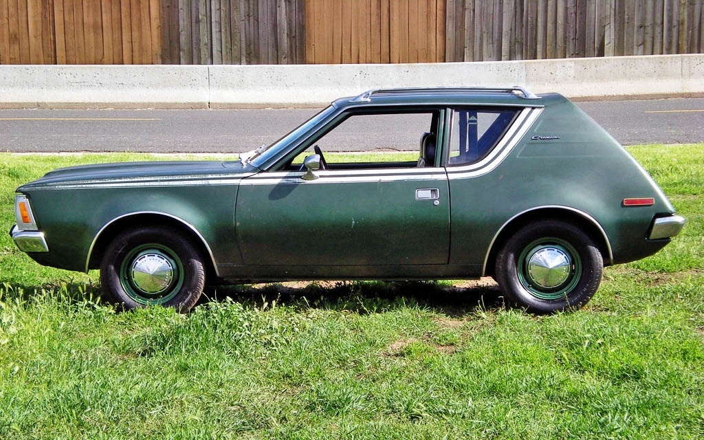 american built import 1972 amc gremlin. Black Bedroom Furniture Sets. Home Design Ideas