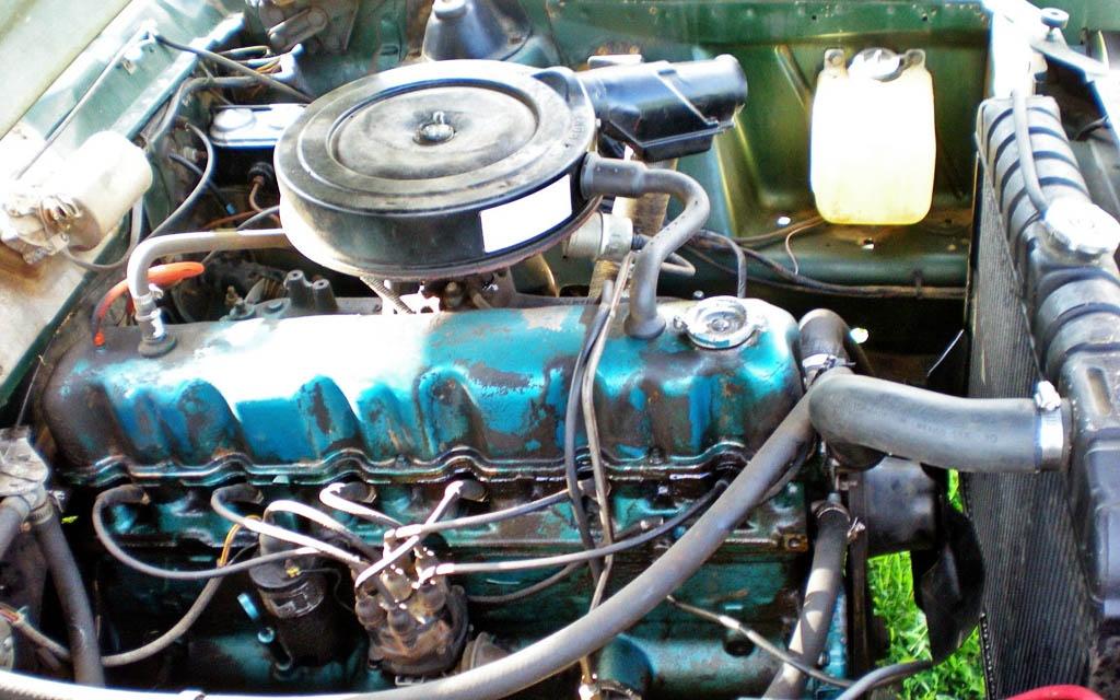 1972 Gremlin Engine