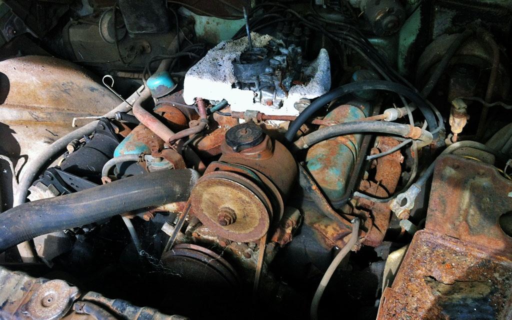 Buick 401cid V8