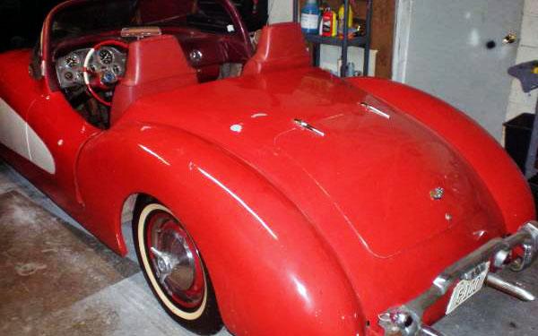 Corvette Clone Rearend