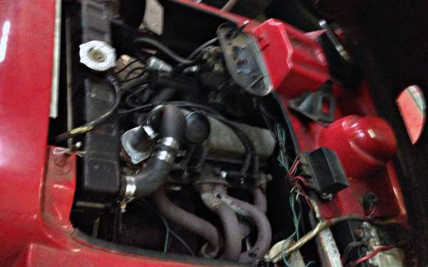 Dutton Melos Motor