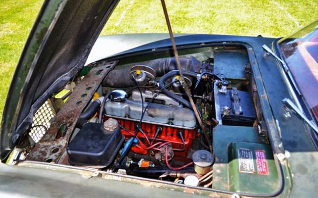 Facel Vega Engine