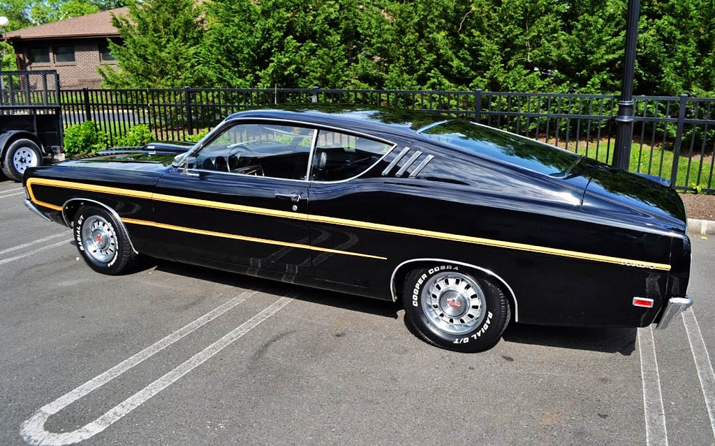Muscle Or Super 1969 Ford Torino Gt R Code