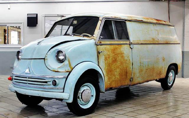 Sonderrabatt Einzelhandelspreise großer Diskontverkauf Micro Work Van: 1960 LLoyd LT 600