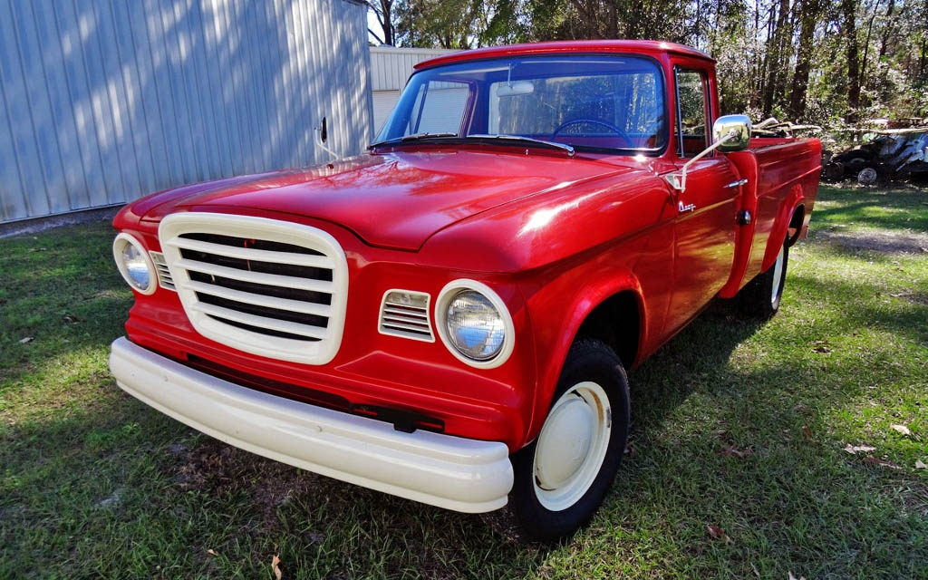 1962 Dodge Pickup: Truck of the Year [Late] Finalist (2015 ...