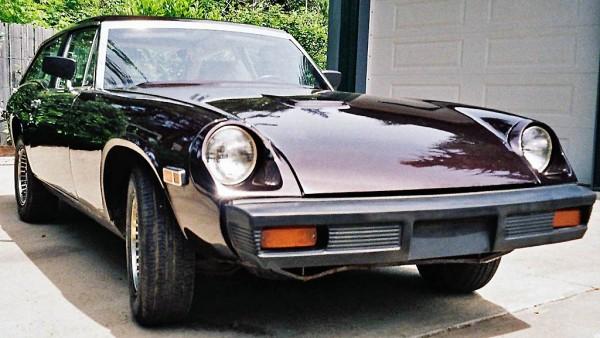 1976 Jensen Healey GT
