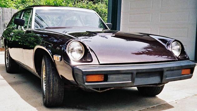 Sport Wagon: 1976 Jensen Healey GT