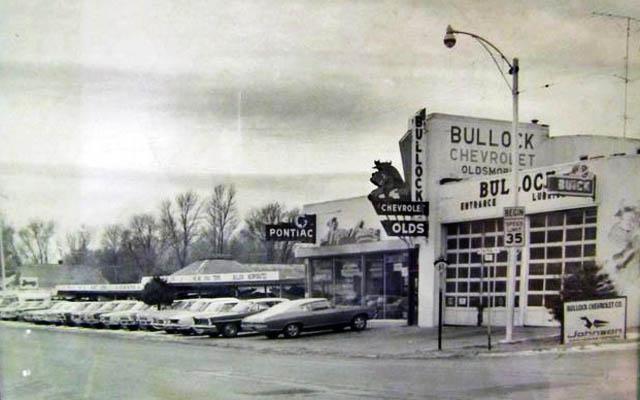 The Bullock Gm Dealership Auction