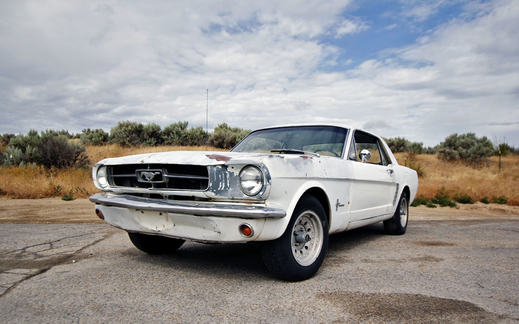 Mustang Project Car