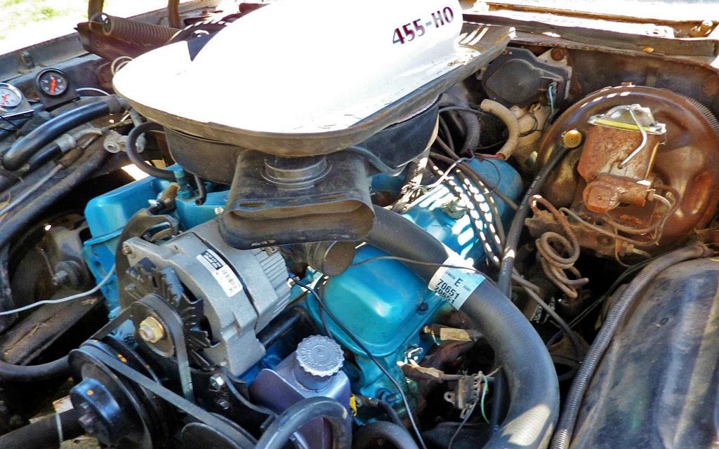 Pontiac 455 HO V8