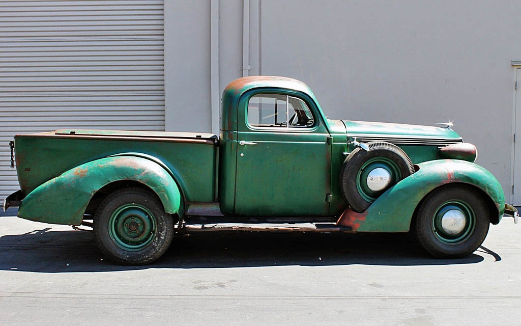 Studebaker Coupe Express