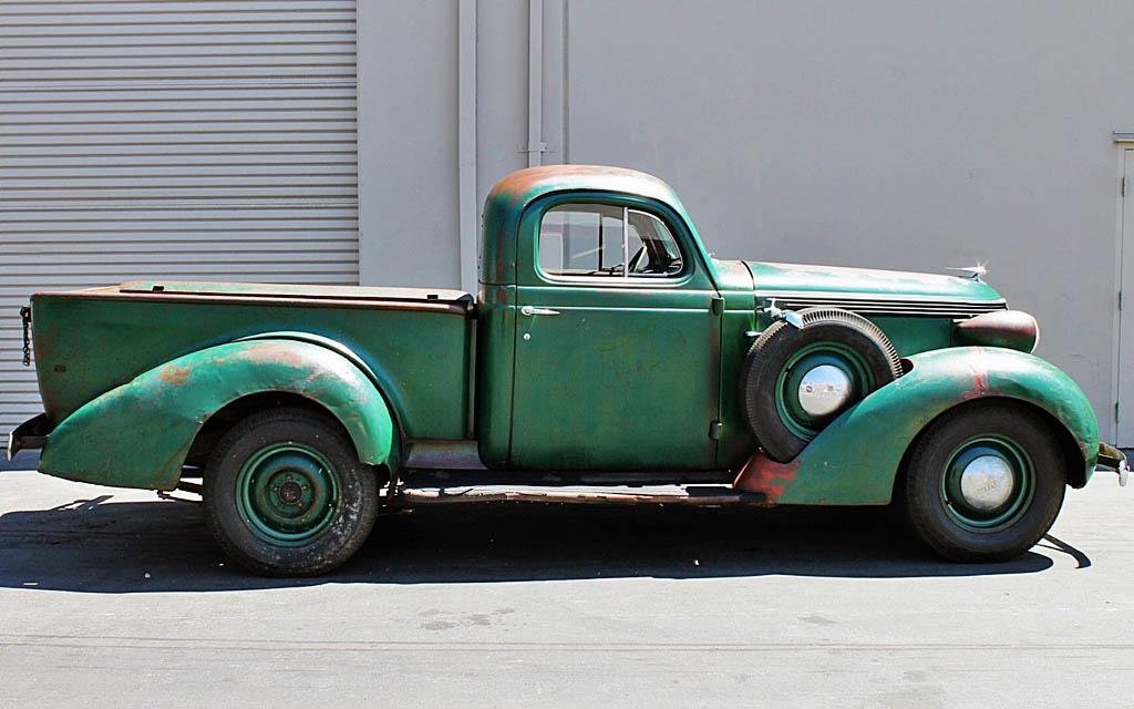 Studebaker Truck Bed For Sale