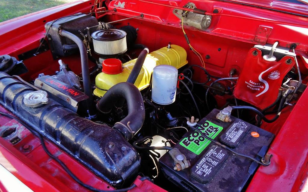Studekbaker Champ Motor