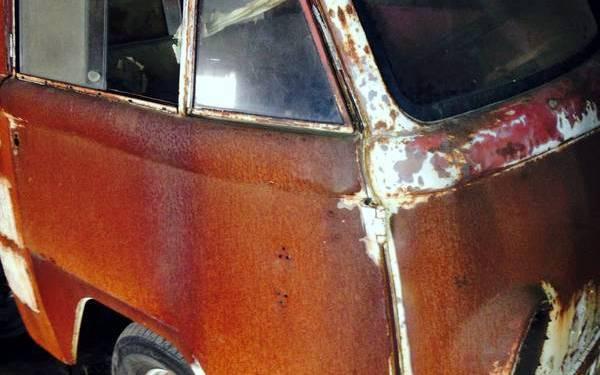 1957 Tempo Matador Cab