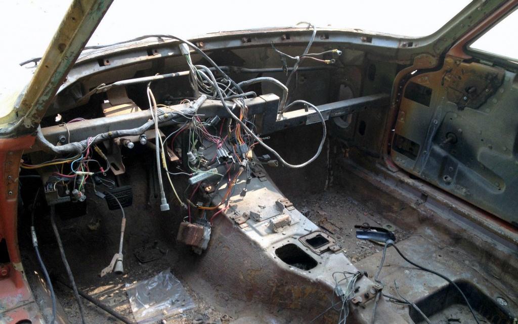 1963 Corvette Coupe Interior