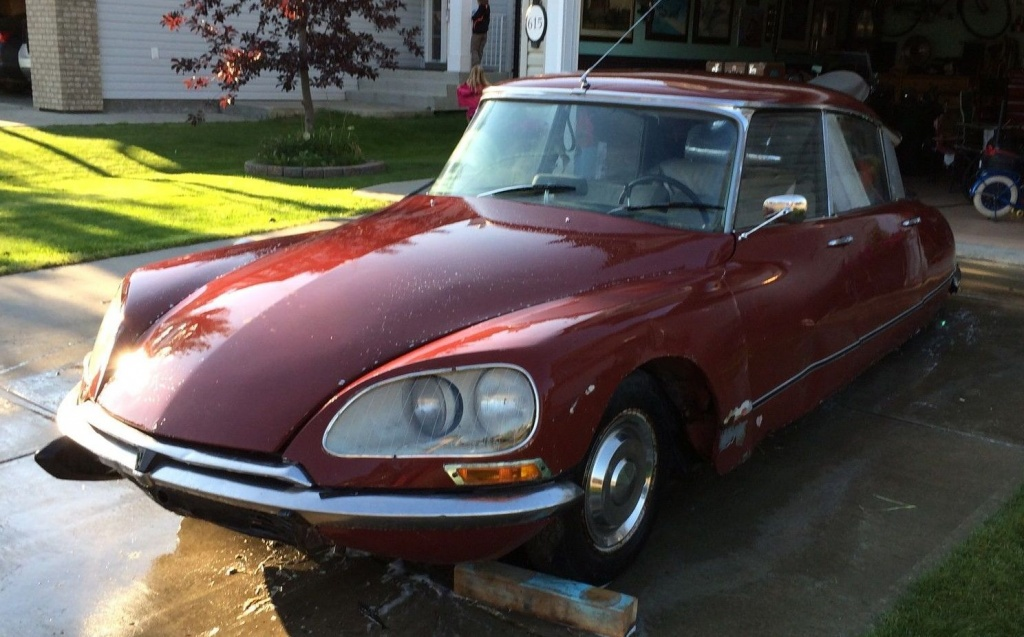 1969 Citroen Ds For 2 900