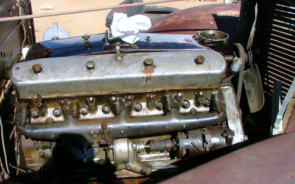 Marmon V16 Motor