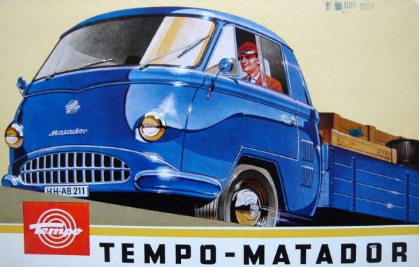 Tempo-Matador Advertisment