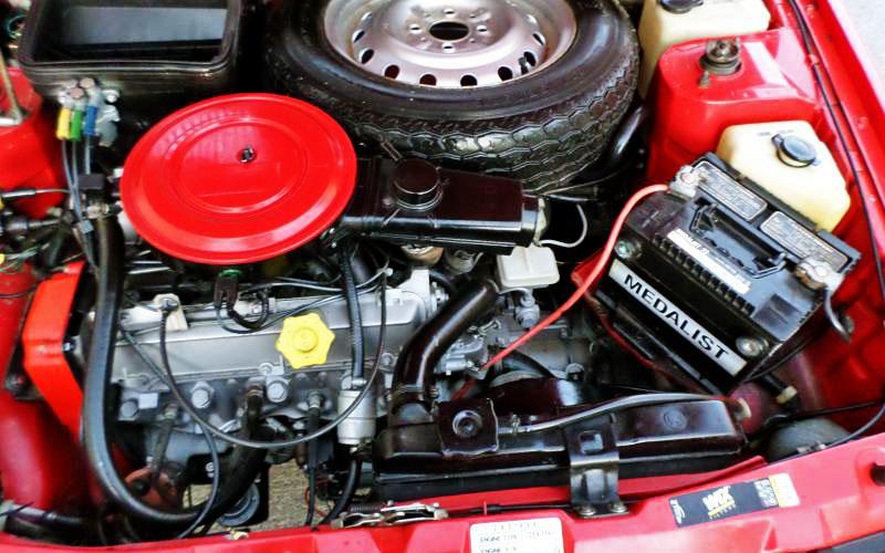 Yugo 1100cc Motor
