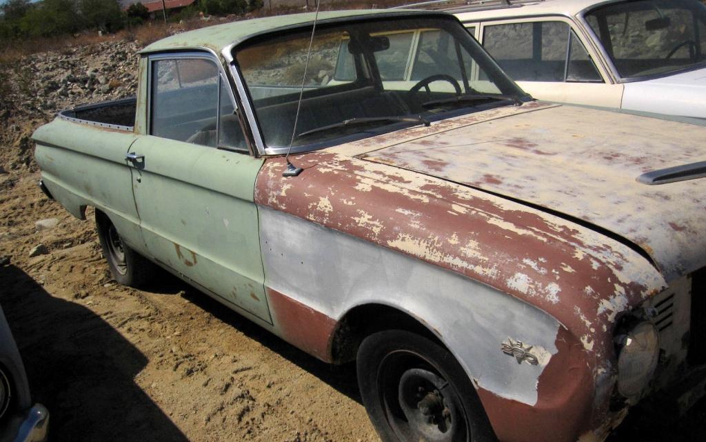 Rare 1963 Ranchero