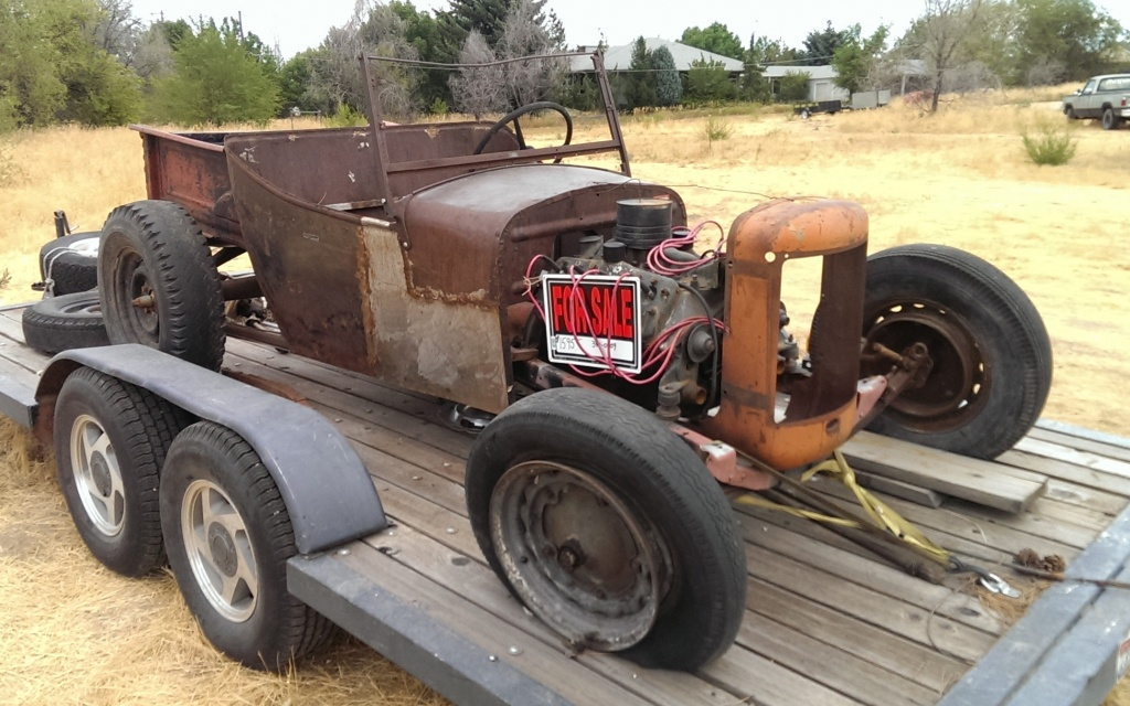 Used Cars Boise Idaho >> Roadside Rat Rod For $1,595