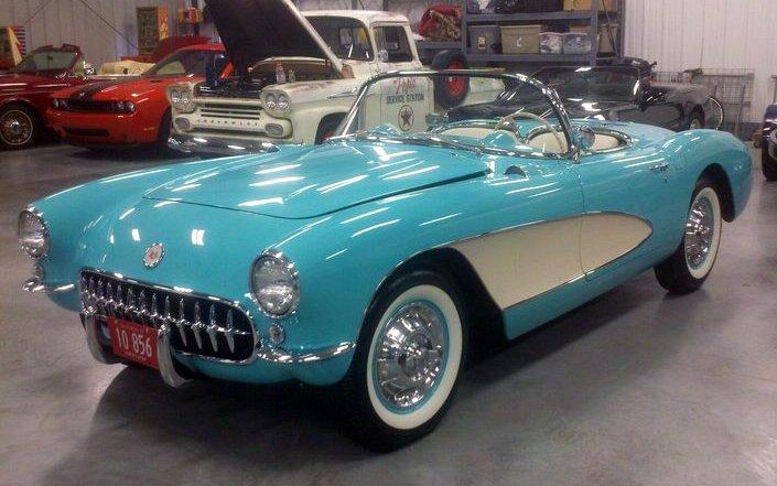 restored-1957-corvette