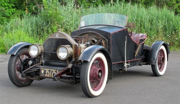 The Anti-Concours: 1918 Stutz Hot Rod