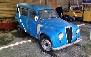 1959 Lancia Appia C80S