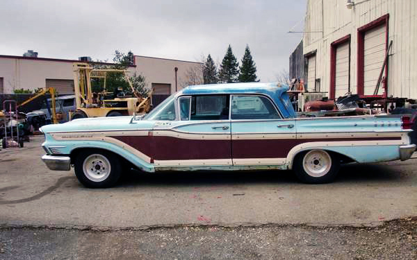 The Four Door Ranchero