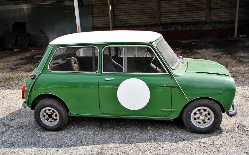 Http Barnfinds Com Pint Sized Project 1962 Morris Mini Cooper