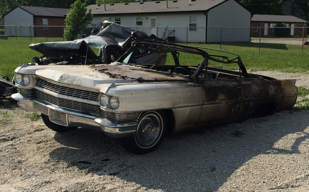 Retirement Plan 1964 Cadillac DeVille