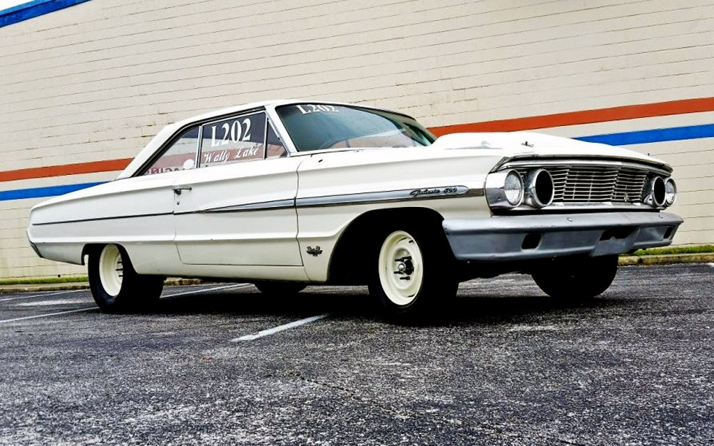 1964 Ford Galaxie Dragster