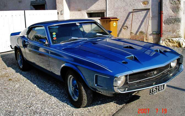 1969 Shelby GT 350