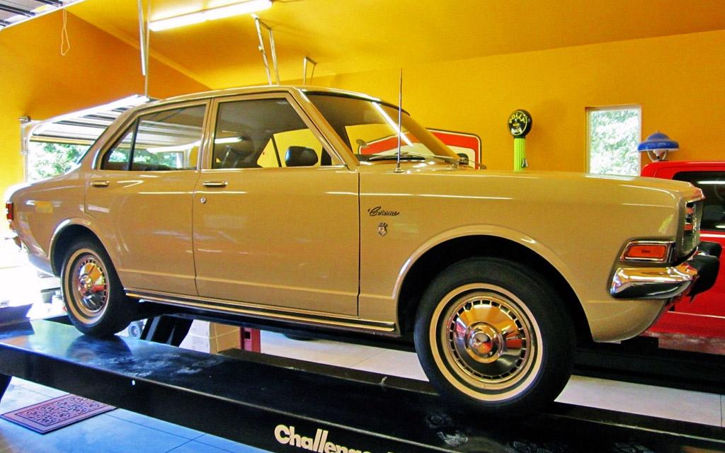1971 Toyota Corona Deluxe