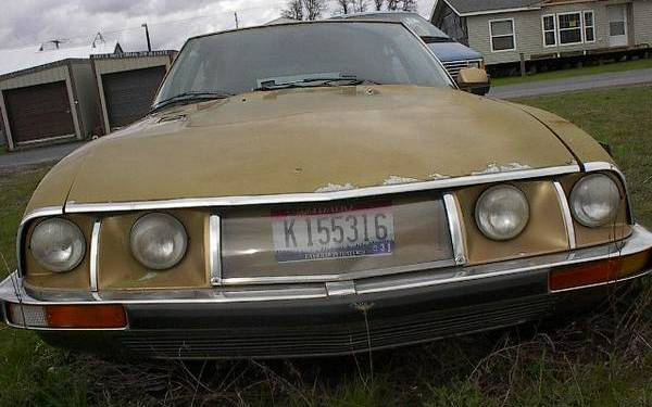 Cars For Sale Under $4000 >> 1974 Citroen SM in Idaho