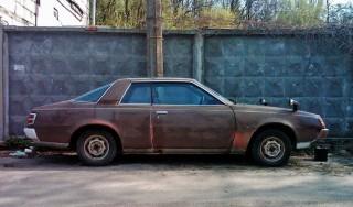 1978 Mitsubishi Lambada