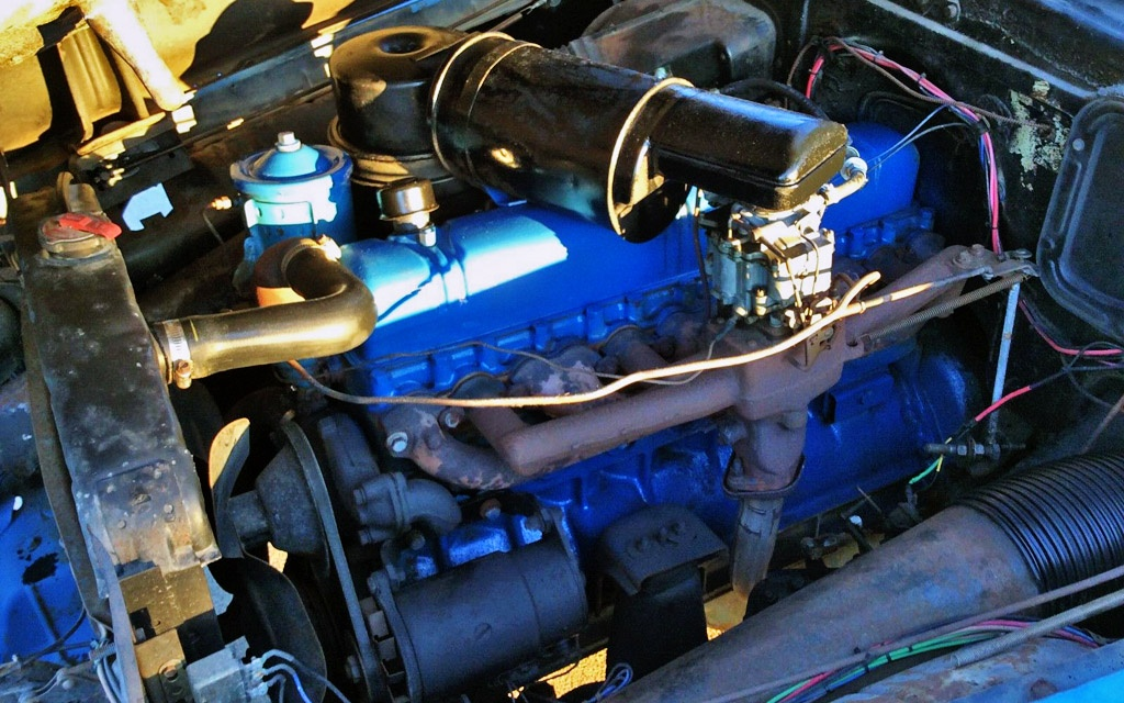 Buick Special Engine