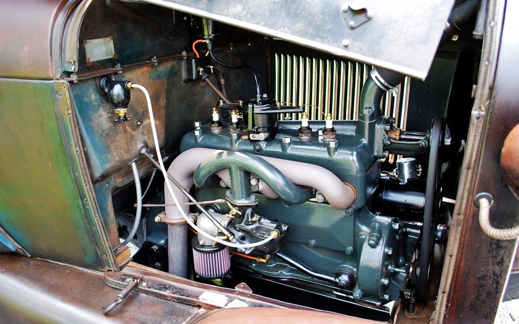 Preservation Restoration: 1929 Ford Model AA
