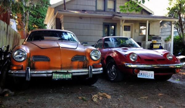 Ghia and Opel