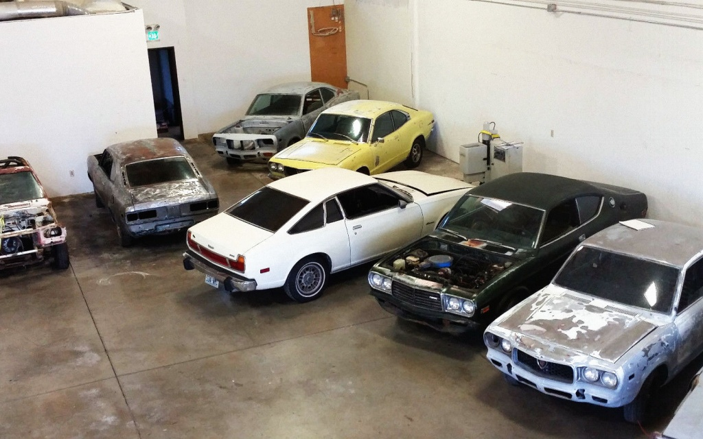 Mazda RX Collection