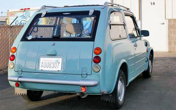 Nissan K10 Pao
