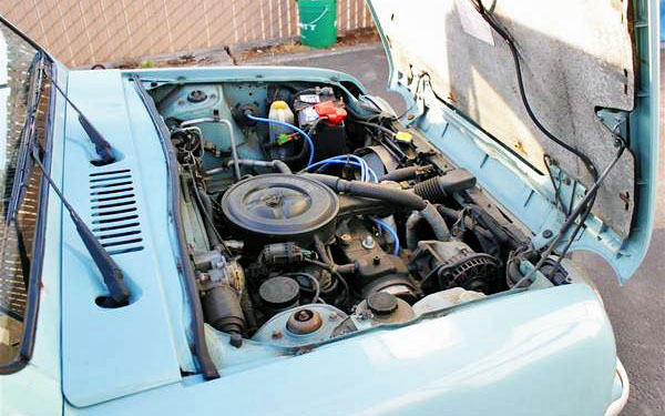Nissan Pao Motor